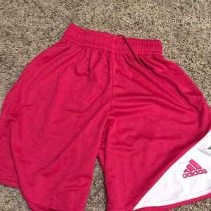 adidas Bottoms - 4 pair of XL 14/16 shorts. OP and Adidas